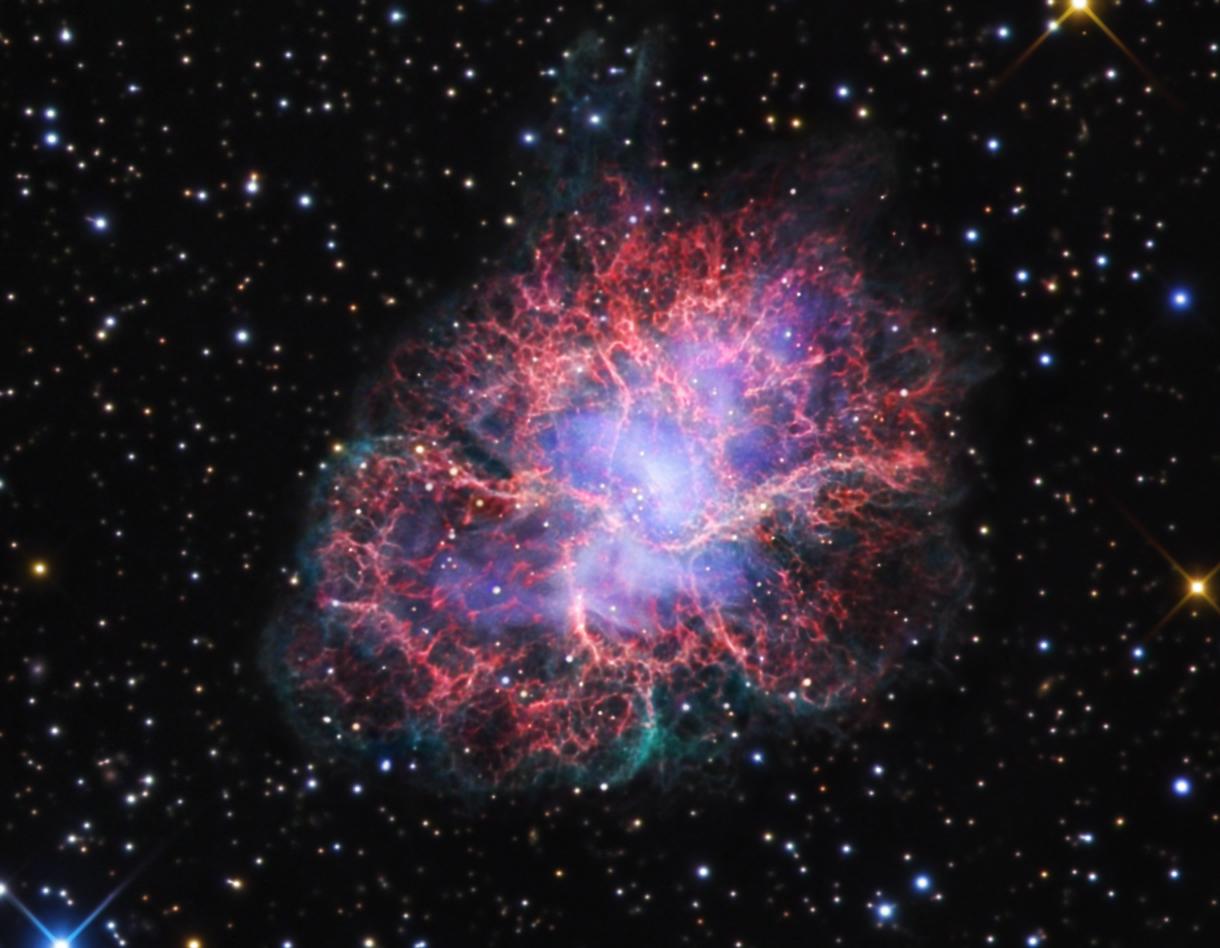 taurus the bull constellation crab nebula - photo #41