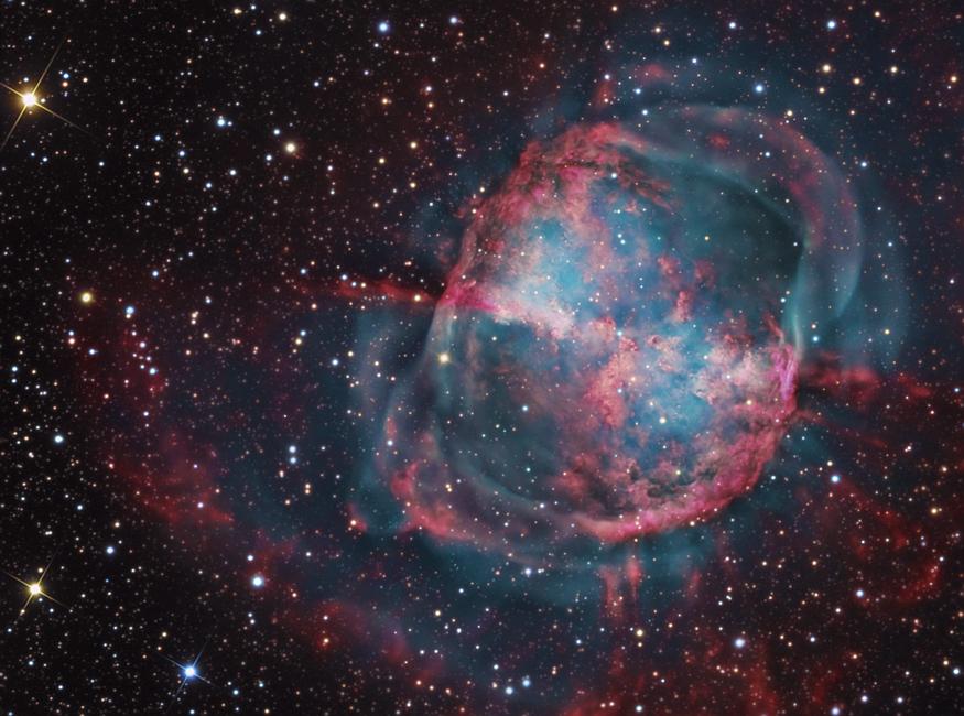 formation of planetary nebulae