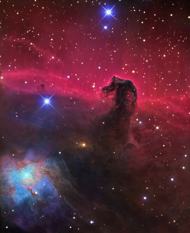 telescope horsehead nebula - photo #24