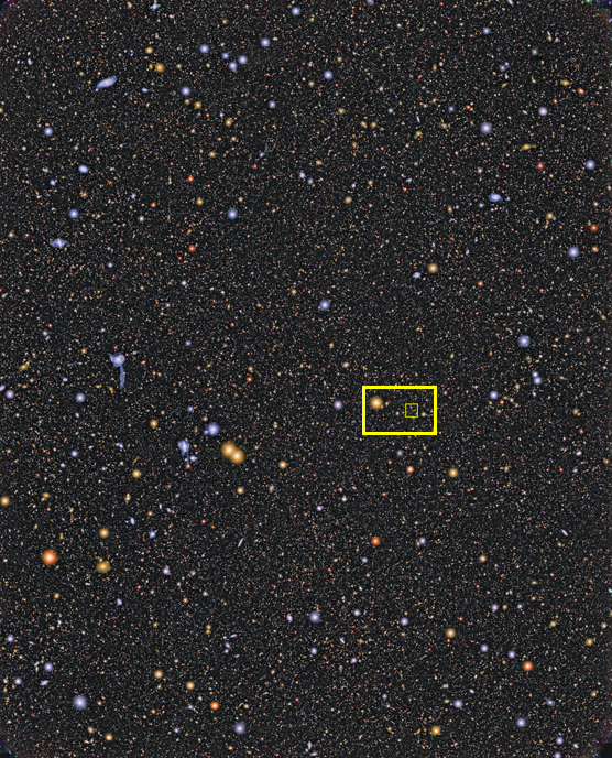 distant galaxies we can see - photo #30